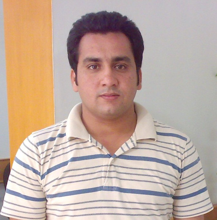 Picture of Naveed Sabir