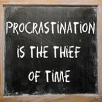 measures required to overcome procrastination How to stop procrastinating: 14 simple tips to stop being lazy & overcome your procrastination  realized it required an action that you don't have time to.