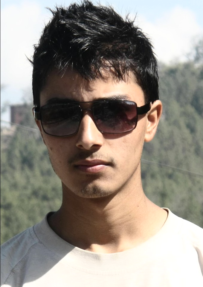 Picture of Avishek R Khanal