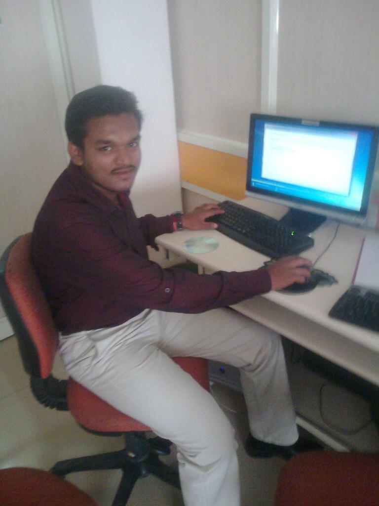Picture of KAUSHIK SURESH SINDHE